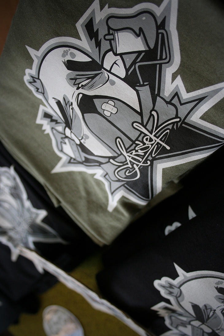 Limited T-shirts by szc