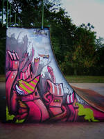 Half pipe by szc