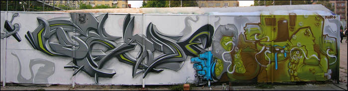 Sprite Graffiti fest 09 by szc