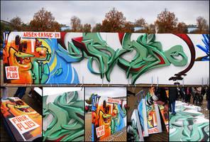 Sofia_Berlin_wall_ by szc