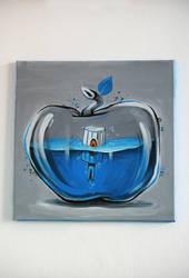 apple by szc