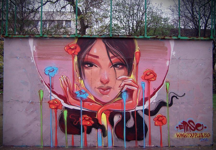 Flower Fairy by szc