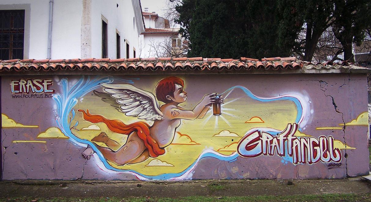graffangel by szc