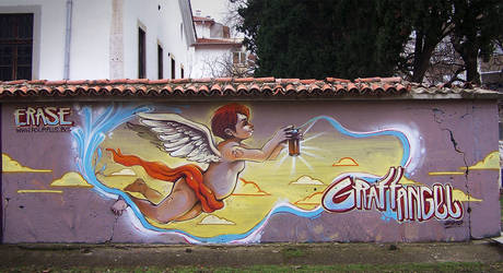 graffangel by szc