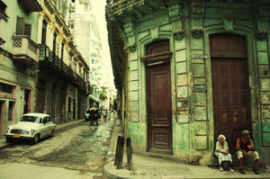 Streets of Havana by INVIV0