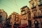A warm evening in Palermo