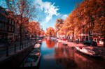 Amsterdam in Red