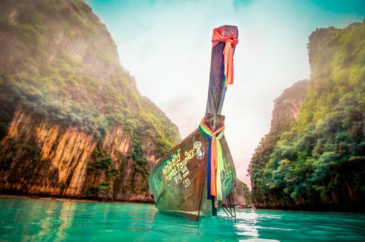 A Day In Thailand. A Day In Paradise