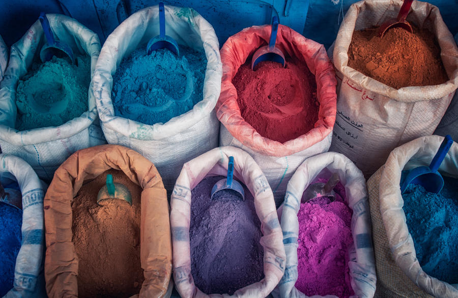 Colors of Morocco by INVIV0