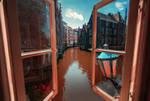 Amsterdam from my window (2)