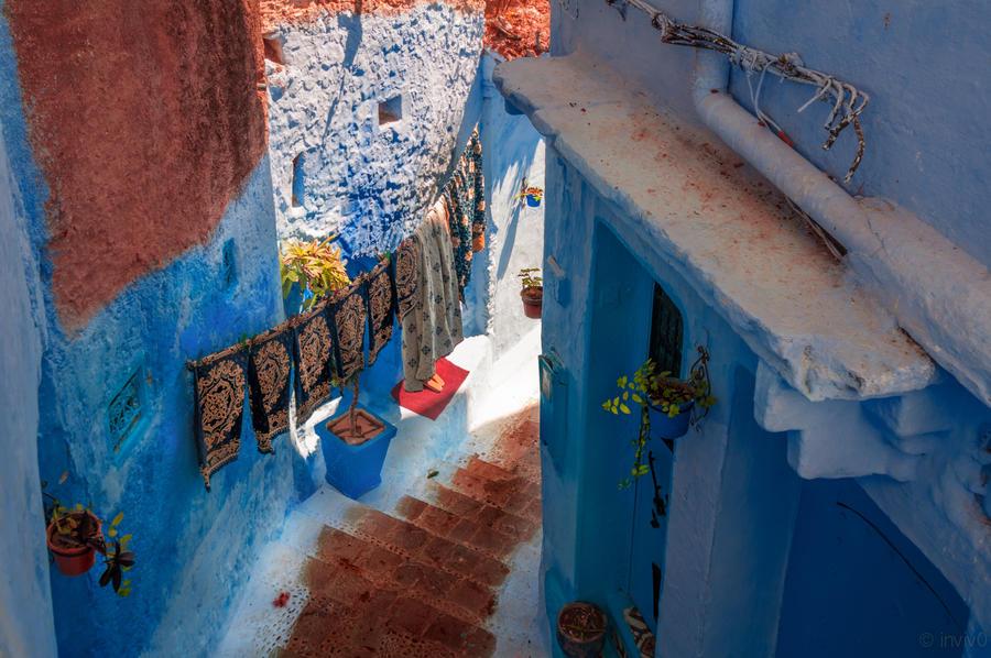 Streets of Morocco v4 by INVIV0