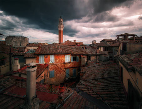 On the rooftops of Italy (2)