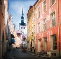 Tallinn by INVIV0