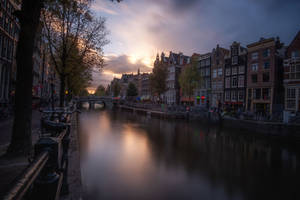 Amsterdam by INVIV0