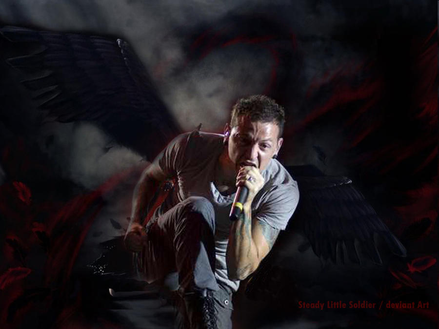 Angel Chester by SteadyLittleSoldier