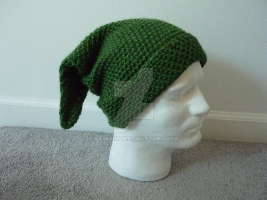 Link Crochet Pattern Zelda : Legend of Zelda Link Hat by AAMurray on DeviantArt