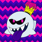 Just a King Boo