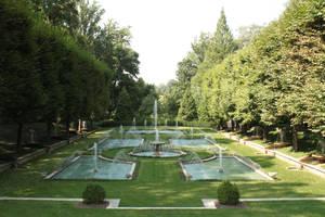Italian Water Garden by Se7enVirtues