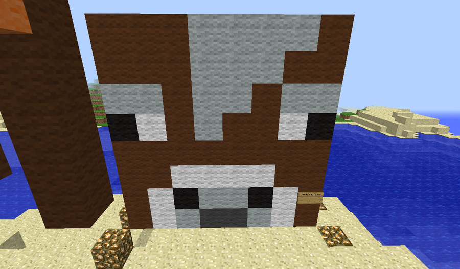 how to make a shop sign minecraft