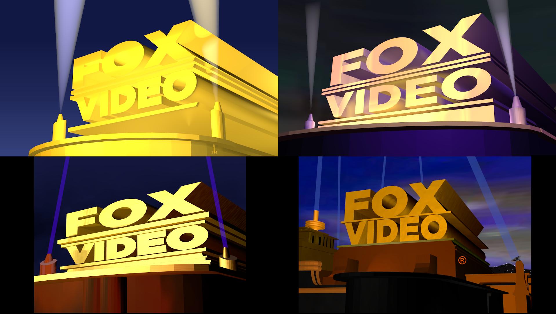 fox video logo vhs wwwimgkidcom the image kid has it