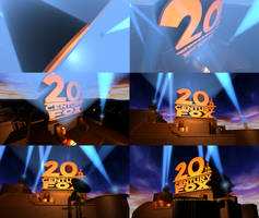 20th Century Fox Logo 1994 Remake Re-Modified V3 by SuperBaster2015