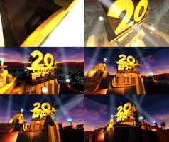 20th Century Fox 2009 Remake Modified V2 by SuperBaster2015