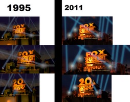 1995 And 2011 CGI FSP Remakes (Outdated 2.0) by SuperBaster2015