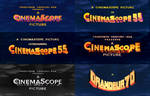 Retro Cinemascope Logos (outdated?)