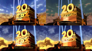 20th Century Fox TV Remakes (Outdated 3)