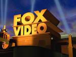 Fox Video 1995 - 1996 Remake 6.0