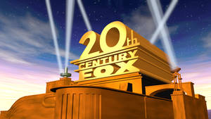 20th Century Fox 3DS Max Remake (outdated,)
