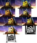 20th Century Fox 1994 Models V10