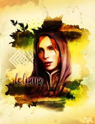 Leliana (Dragon Age: Inquisition) by AutumnSylvia