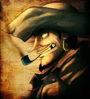 John Long Nose by Nadiezda