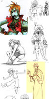 AWESOME sketch dump