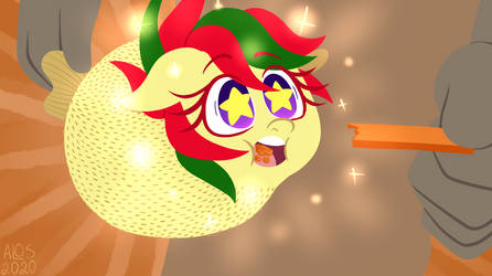 Blowfish pony