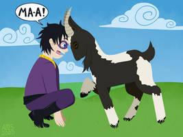 Spirit vs goat