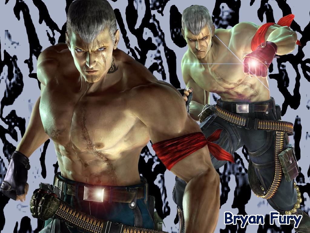 Bryan Fury By Kaollachan On Deviantart