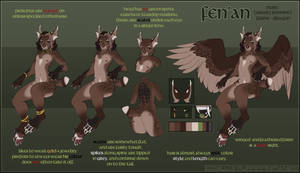 Fen'an Ref Full - SFW