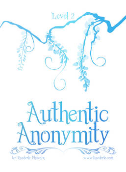 Authentic Anonymity (Card Back for Level 2 Cards)