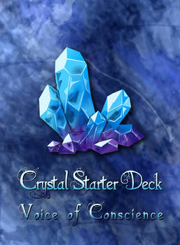 Voice of Conscience: Crystal Deck (Card Back)