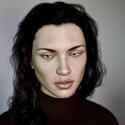 Anastasia by AlexHellmann
