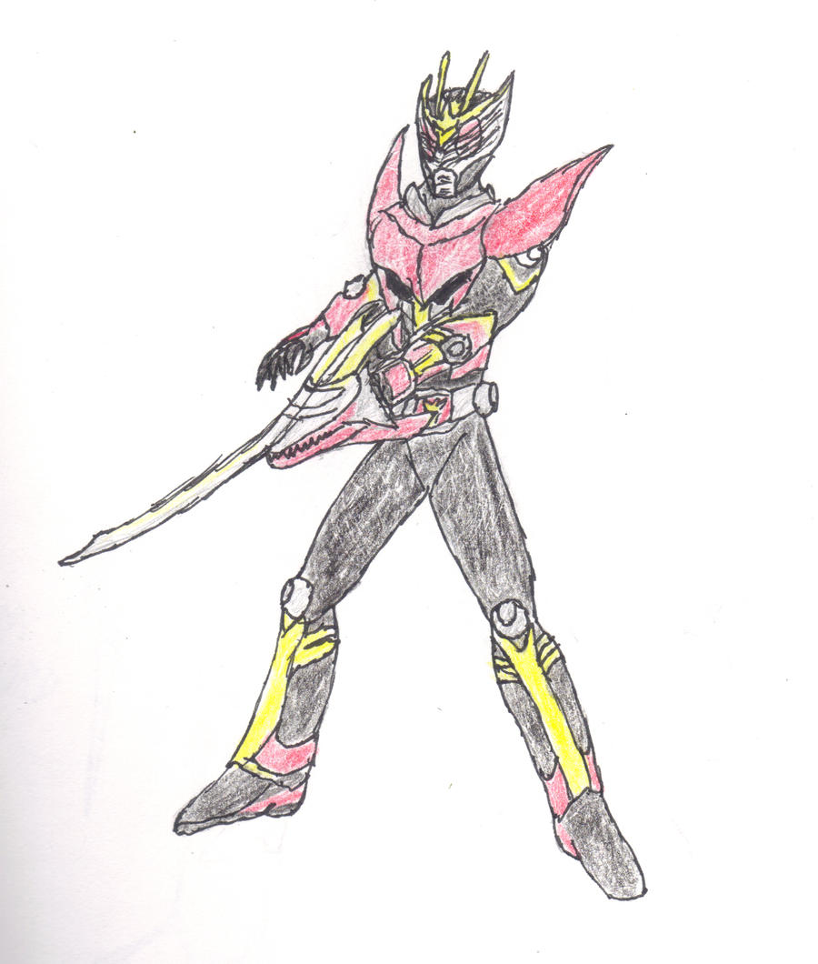 Kamen Rider Wrath Survive Mode | www.pixshark.com - Images ...