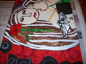 Paintings by Punkgirlmel123
