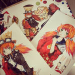 Character Design by NARAKON