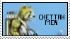 Cheetahmen Stamp by Cheetahmenplz