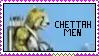 Cheetahmen Stamp by Cheetahmenplz
