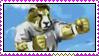 Cheetahmen Stamp 4 by Cheetahmenplz