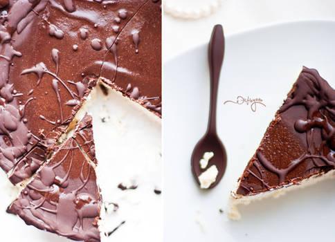 Pigeon's milk cake (raw vegan)