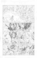Predators Sequel: page 02 by AllJeff